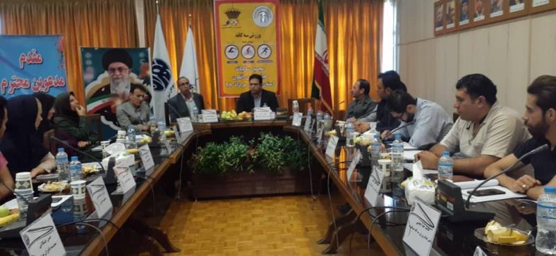 مجمع عمومي ساليانه هيئت سه گانه استان تهران برگزار شد
