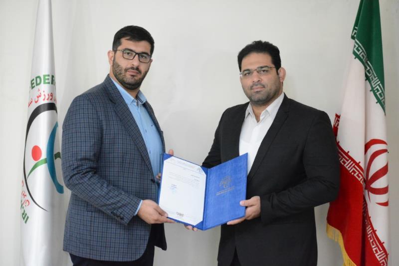 سرپرست جديد امور دبيري فدراسيون ورزش سهگانه مشخص شد