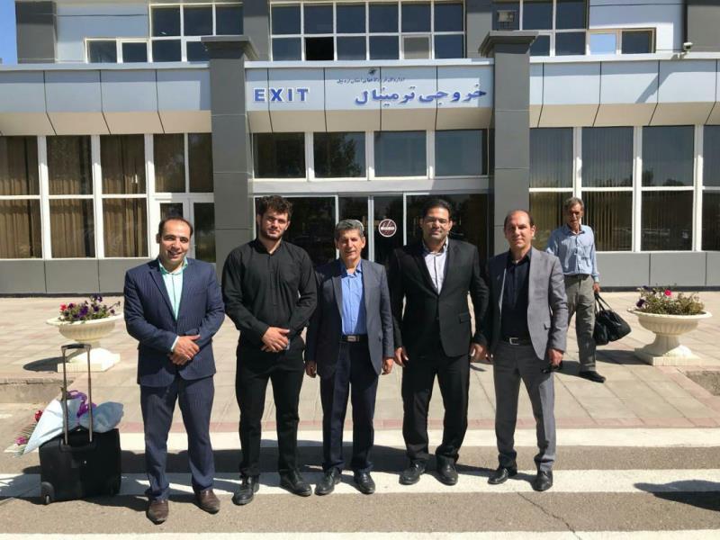 سفر دكتر گودرزي به استان اردبيل