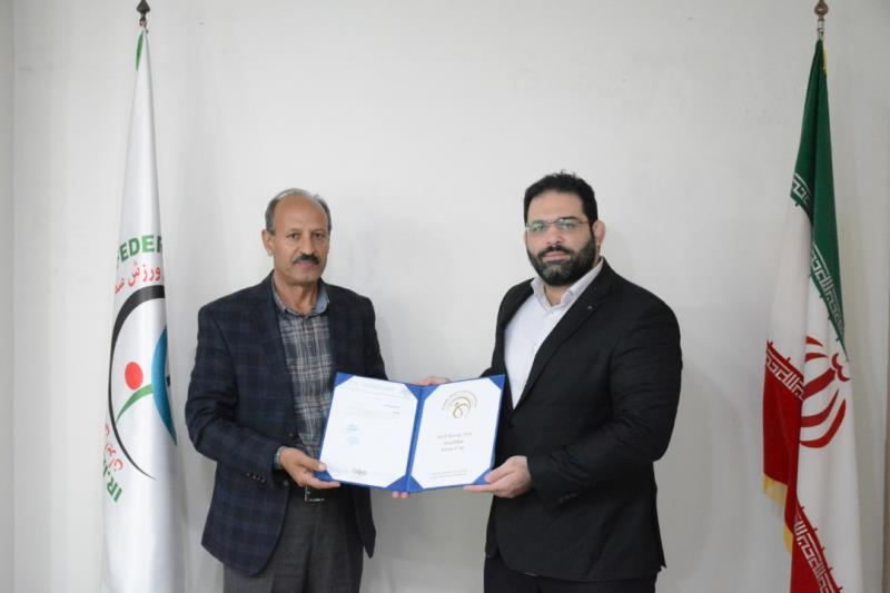 رسول مشهدلو به عنوان رئيس شوراي فني فدراسيون منصوب شد