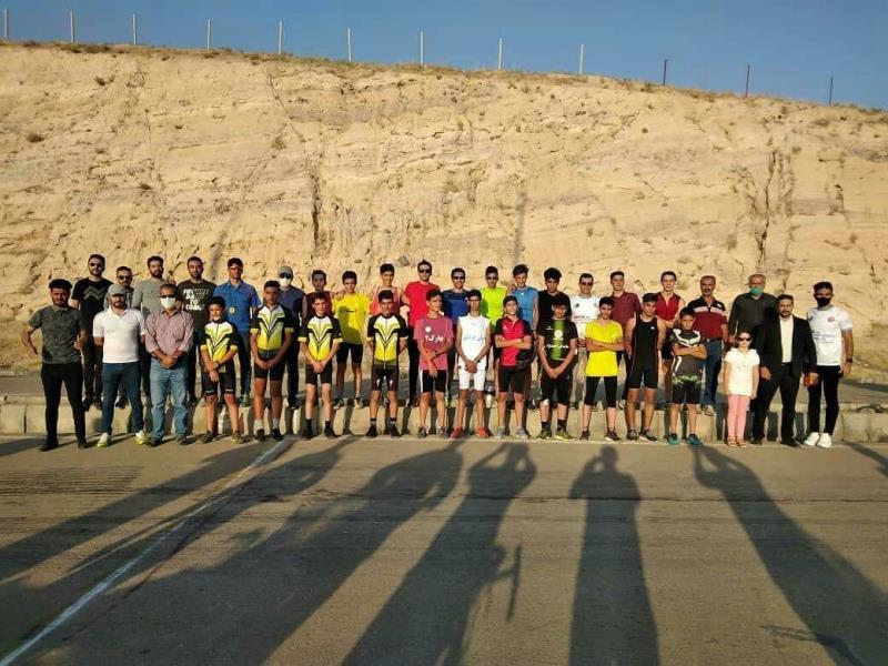 دومين مرحله مسابقه ليگ دواتلون جام ولايت در تبريز برگزار شد.