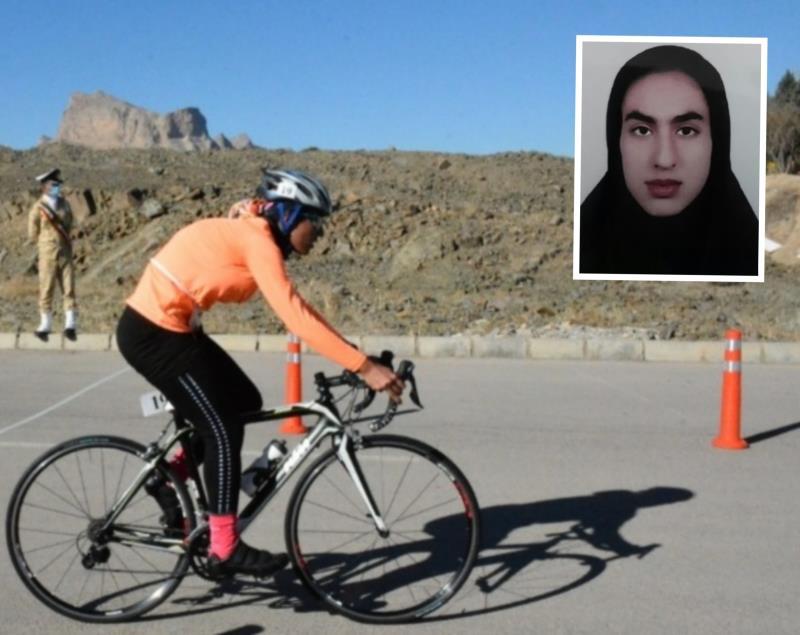 مقام سوم مسابقات دواتلون قهرماني كشور بانوان ۱۳۹۹ در رده جوانان تغيير كرد