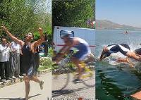 مسابقات ورزشي سه گانه بستري براي حفظ و احياي محيط زيست