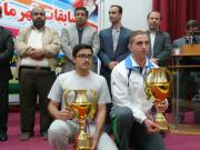 سه گانه كاران 26 استان به رقابت پرداختند