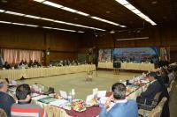 مجمع عمومي ساليانه فدراسيون ورزش سه گانه برگزار شد.