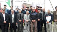 دومين دوره مسابقات دوگانه استان مازندران با گرامي داشت دهه مبارك فجر و شهداي مدافع حرم برگزار شد
