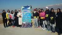 مسابقات دوگانه بانوان استان كرمانشاه مناسبت گرامي داشت دهه مبارك فجر برگزار شد