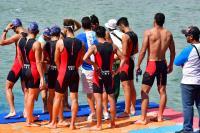 مسابقات سه گانه قهرماني آسيا 2017