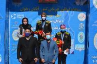مسابقات دواتلون قهرماني كشور و قهرماني دانشجويان كشور بانوان، اصفهان 1399